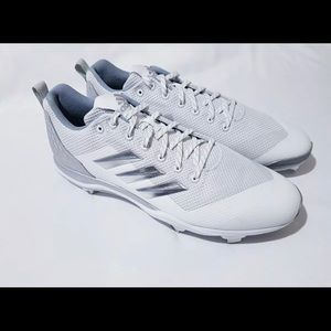 Adidas power alley baseball cleats size 13